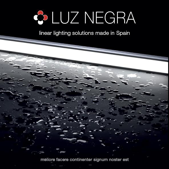 LUZ NEGRA 2021 general lighting catalogue