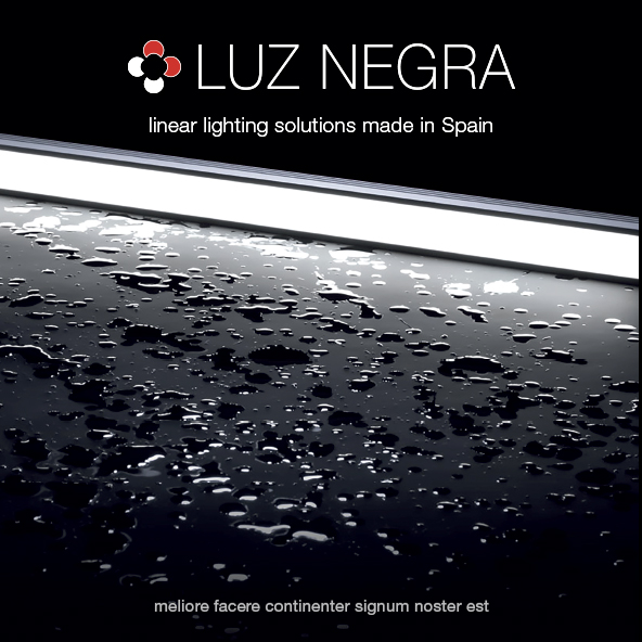 LUZ NEGRA 2021 general lighting catalogue
