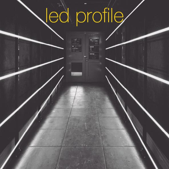 LED PROFILE 2021 profiles for linear illumination