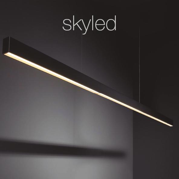 SKYLED 2021 professional customised luminaires
