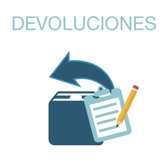 DEVOLUCIONES (FORMULARIO)