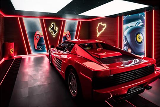 Carea Design luxury garages