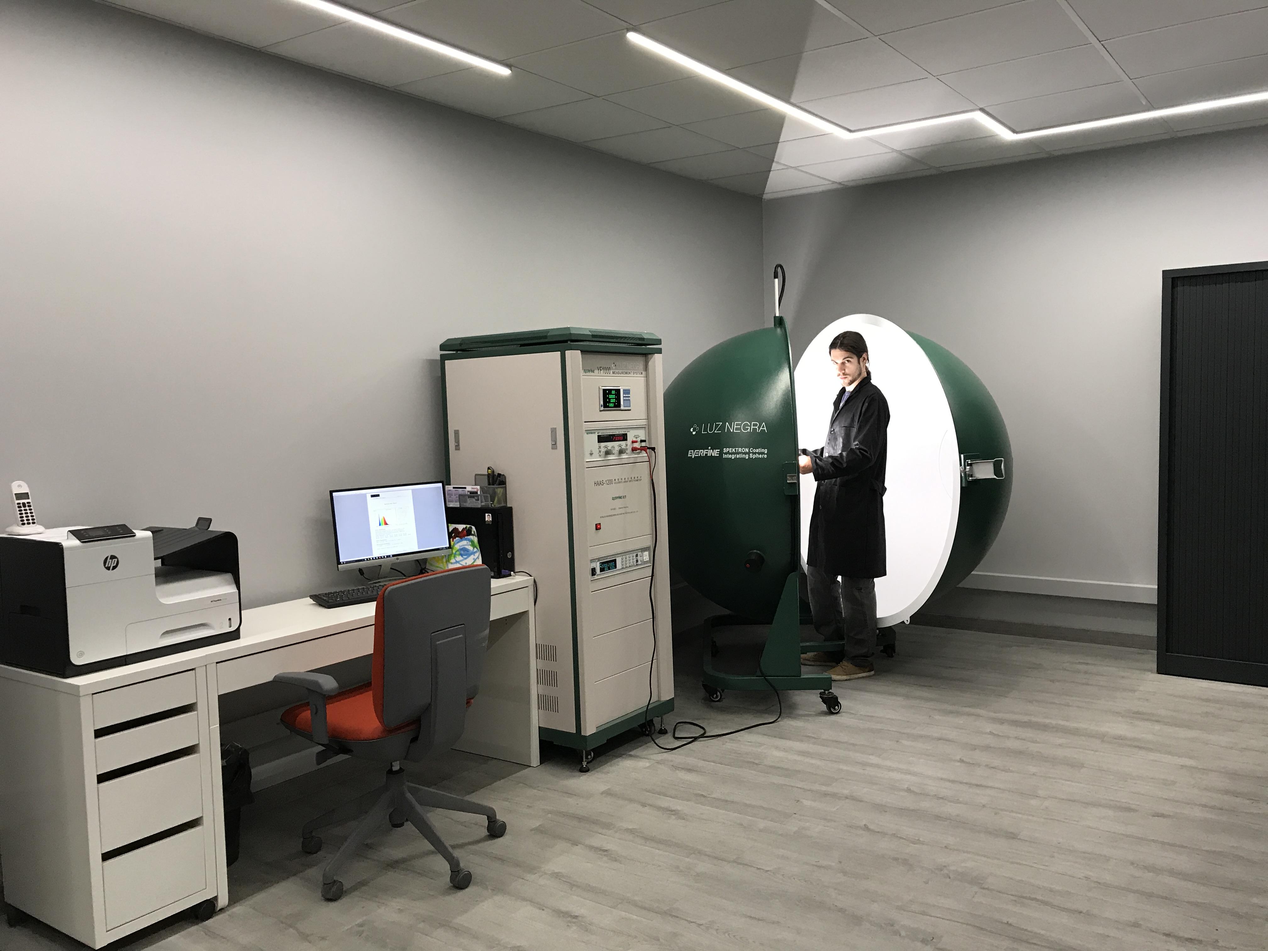 Nuevo laboratorio en nuestras instalaciones de Barcelona