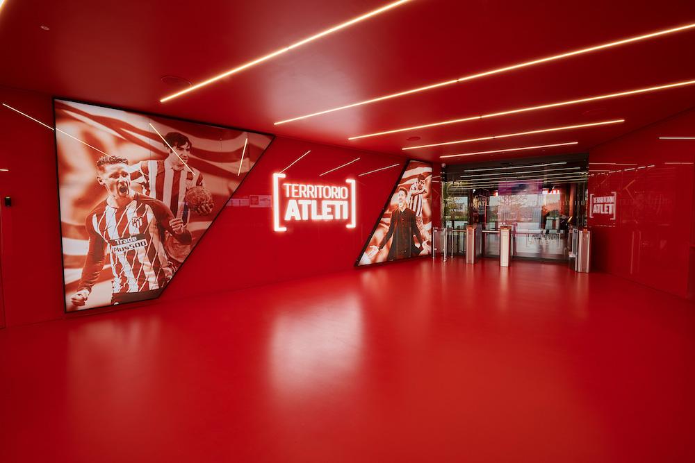 Atlético de Madrid Museum